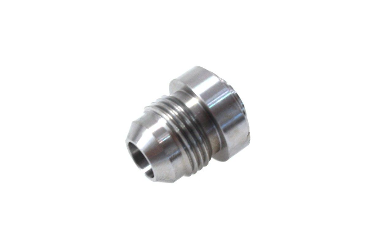 Nypel AN8 do wspawania (stalowy) - GRUBYGARAGE - Sklep Tuningowy